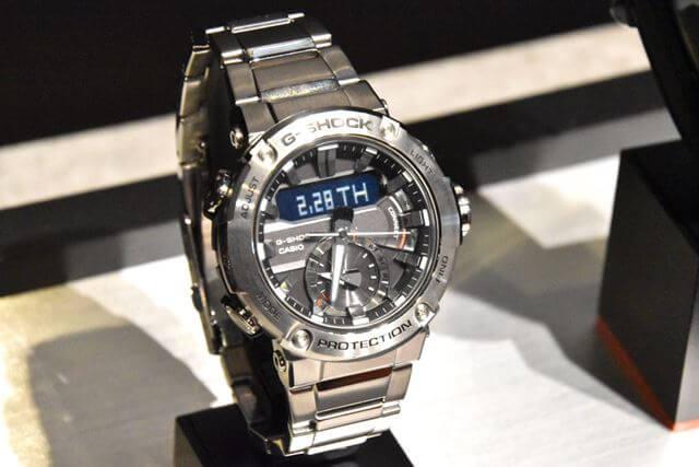G-Shock G-STEEL GST-B200D-1A