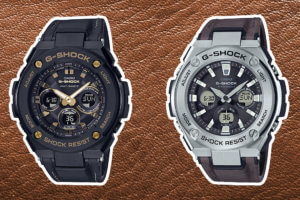 G-Shock G-STEEL GST-W300GL-1AJF GST-W330L-1AJF GST-S300GL-1A GST-S330L-1A