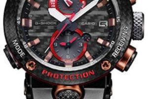 G-Shock GWR-B1000X-1A GWR-B1000X Gravitymaster with Carbon Fiber Dial
