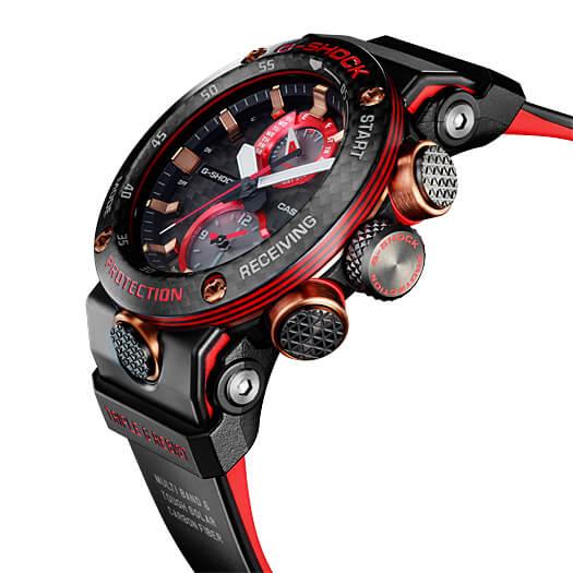 G-Shock GWR-B1000X-1A Angle