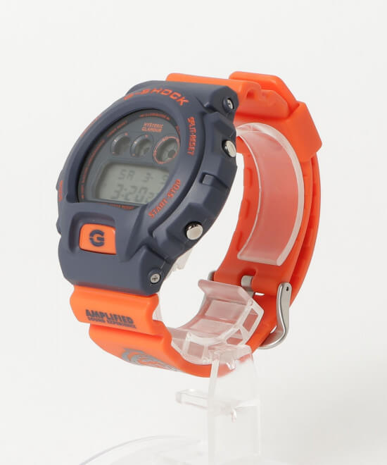 Hysteric Glamour x G-Shock DW-6900 for 2019