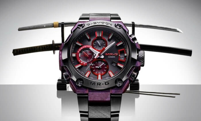 G-Shock MRG-G2000GA with Gassan Tradition Finish