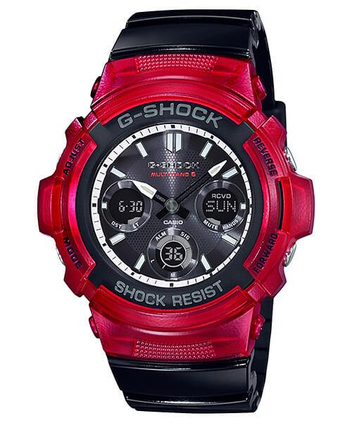 G-Shock AWG-M100SRB-4A