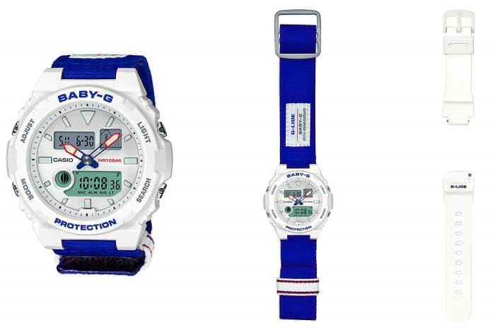 Baby-G BAX-125-2A 25th Anniversary Limited Edition