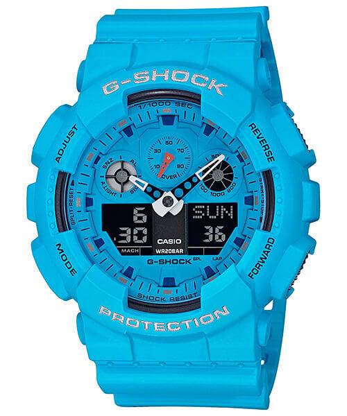 G-Shock GA-100RS-2A