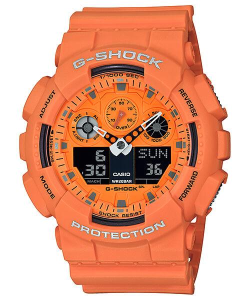 G-Shock GA-100RS-4A