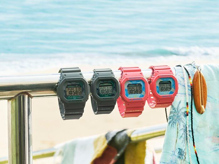 G-Shock and Baby-G Vintage Hawaii Series