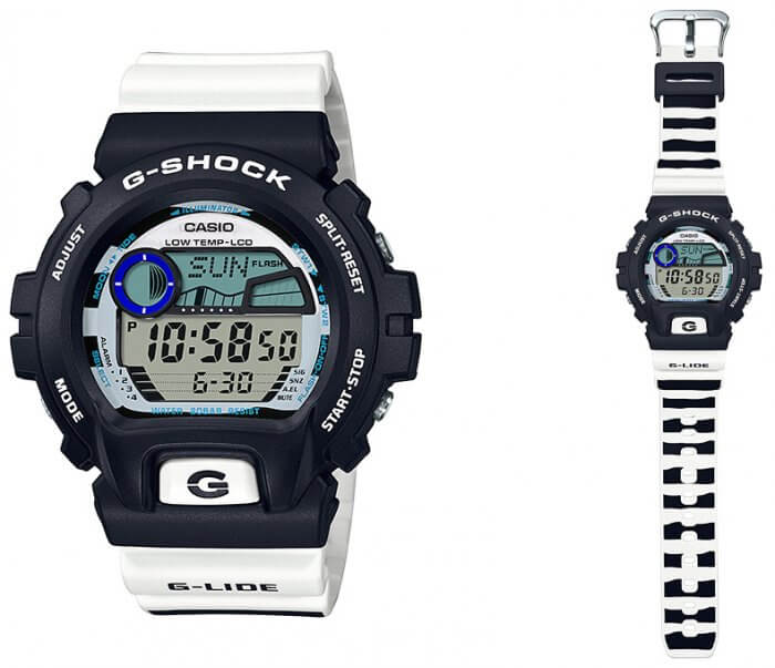G-Shock GLX-6900SS-1 Sea Snake band