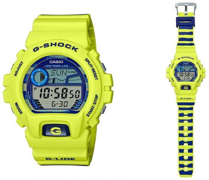 G-Shock GLX-6900SS-9 Sea Snake Band