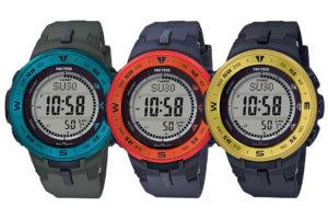 Casio Pro Trek PRG330-2A PRG330-4A PRG330-9A