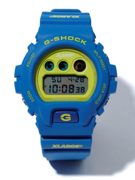 XLARGE x G-Shock DW-6900 for 2019
