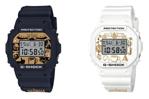 Georgia Japan Craftsman x G-Shock DW-5600 Pair Giveaway