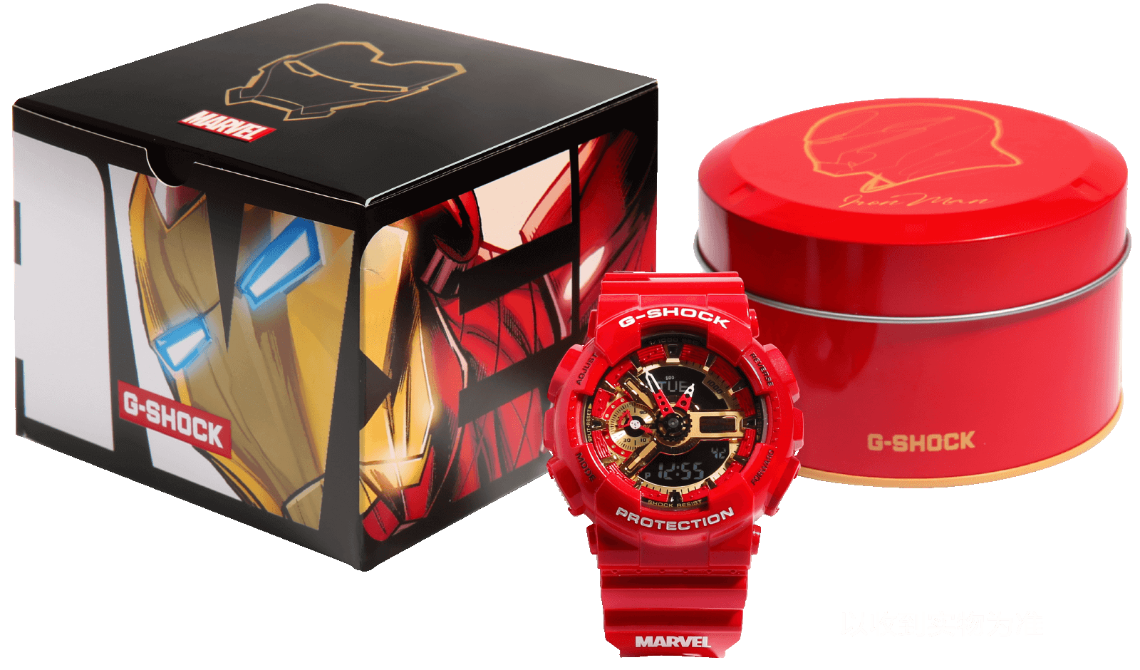 G-Shock x Marvel Avengers Collection (for China) – G-Central