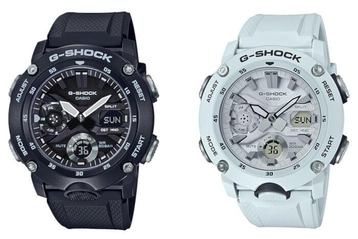 G-Shock GA-2000S-1A GA-2000S-7A