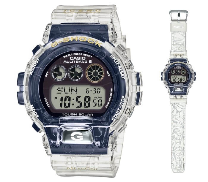 Love The Sea And The Earth 2019 ICERC x G-Shock GW-6903K-7JR