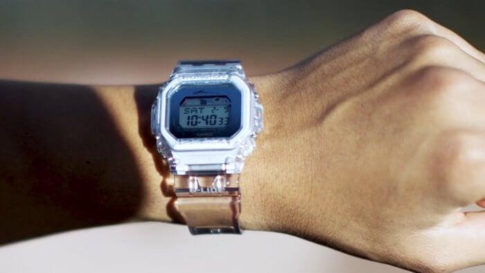 Kanoa Igarashi x G-Shock G-LIDE GLX-5600KI-7 Wrist Shot