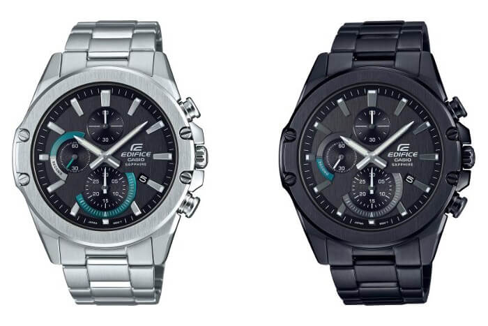 Casio Edifice EFR-S567D-1AVCR & EFR-S567DC-1AVCR – G-Central G-Shock Watch Fan Blog