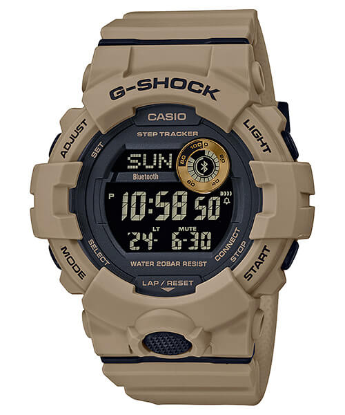 GBD-800UC-5 Best G-Shock For Walking, Running, Fitness, Training