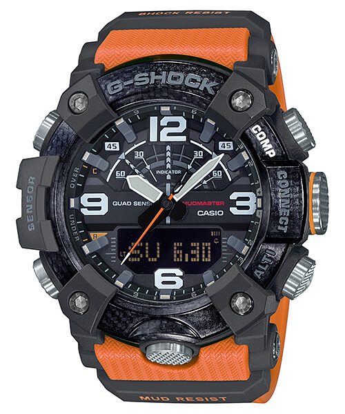G-Shock GG-B100-1A9 Mudmaster