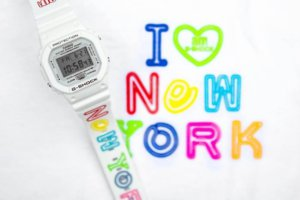 "After Midnight (AM) x G-Shock DW-5600 ""I Heart New York"" Collaboration"