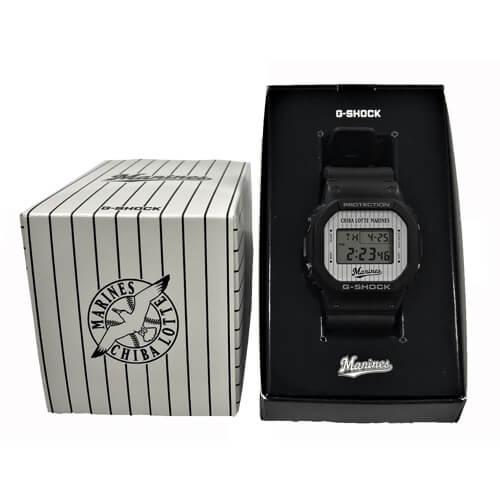 Chiba Lotte Marines x G-Shock DW-5600 2019 Box