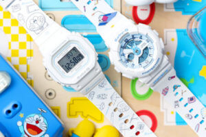 Doraemon x Casio Baby-G Collaboration Watches in China