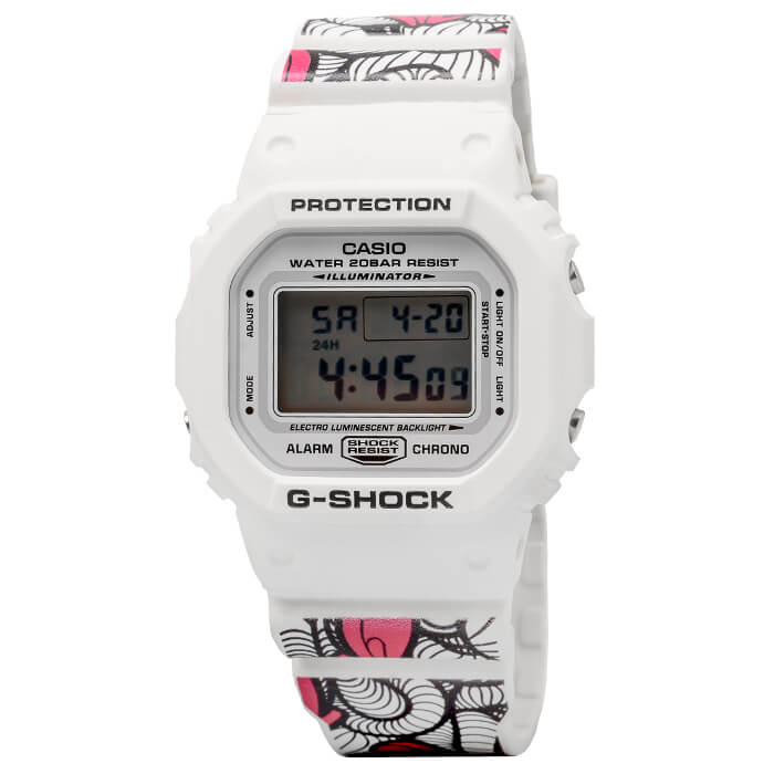 INSA x G-Shock DW-5600MW-7INSA Collaboration Watch for Graffiti Fetish 15th Anniversary