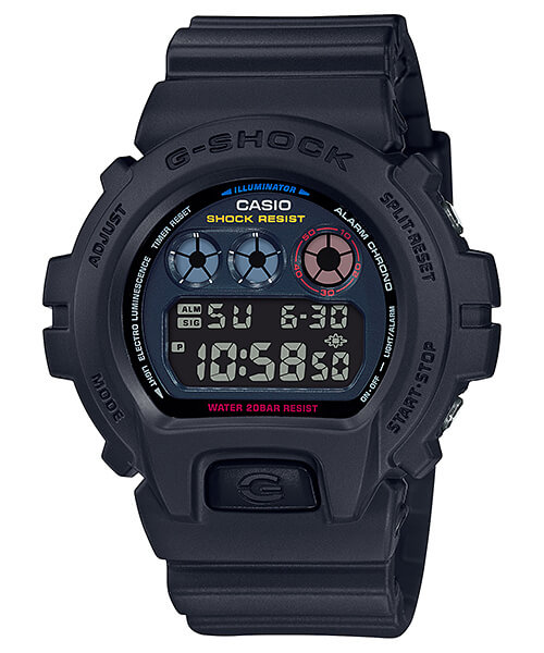 G-Shock DW-6900BMC-1