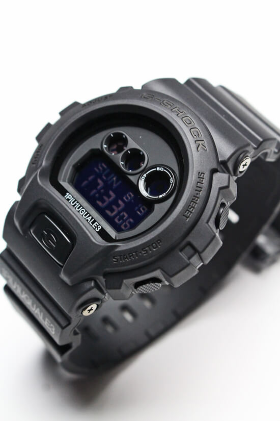 1PIU1UGUALE3 x G-Shock GD-X6900 Collaboration Watch