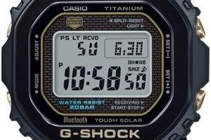 G-Shock GMW-B5000 Titanium