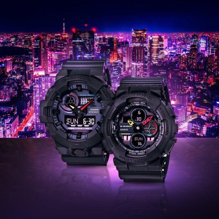 G-Shock Neo Tokyo Series