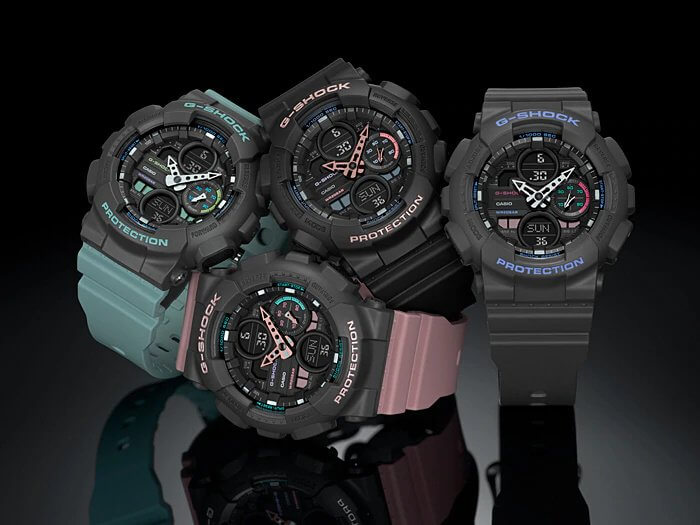 G-Shock GMA-S140 S Series