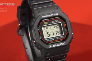 Japan's Top Inventions: Shock Resistant Wristwatches [Video]