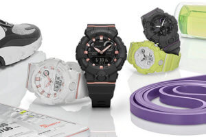 G-Shock G-SQUAD GMA-B800 S Series For Women