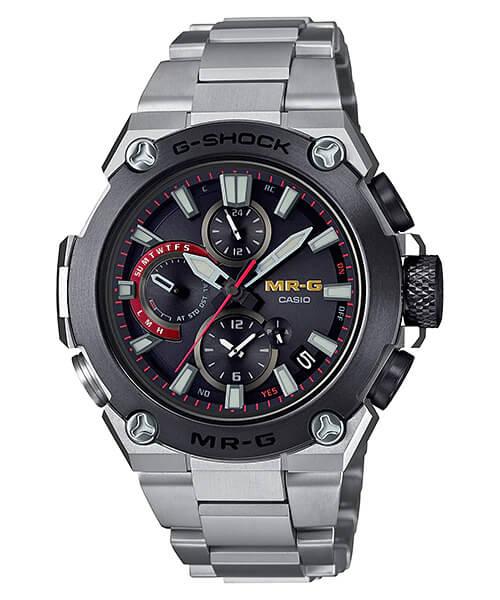 G-Shock MRG-B1000D-1A Mid-Size Titanium with DLC Bezel