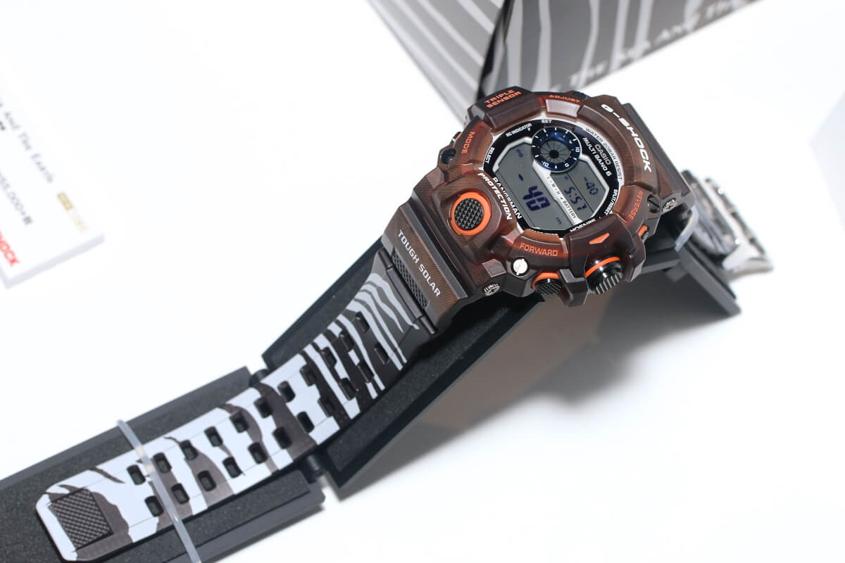 G-Shock Rangeman GW-9405KJ-5JR: A 2nd Love The Sea And The Earth, Earthwatch edition for 2019 – G-Central G-Shock Watch Fan Blog