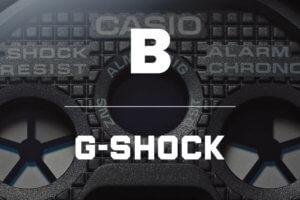 Magazine B G-Shock
