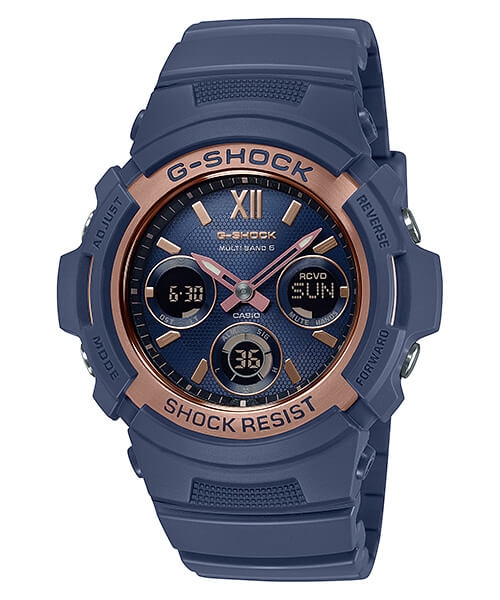 G-Shock AWG-M100SNR-2A Precious Heart Selection 2019