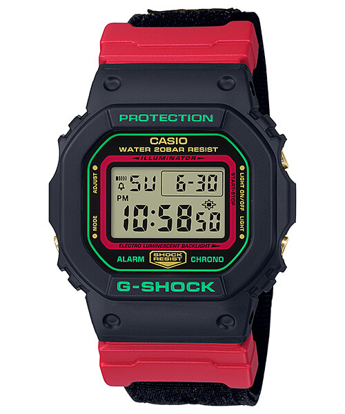G-Shock DW-5600THC-1