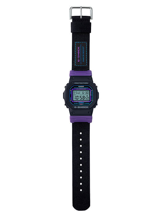 G-Shock DW-5600THS-1 Nylon Band