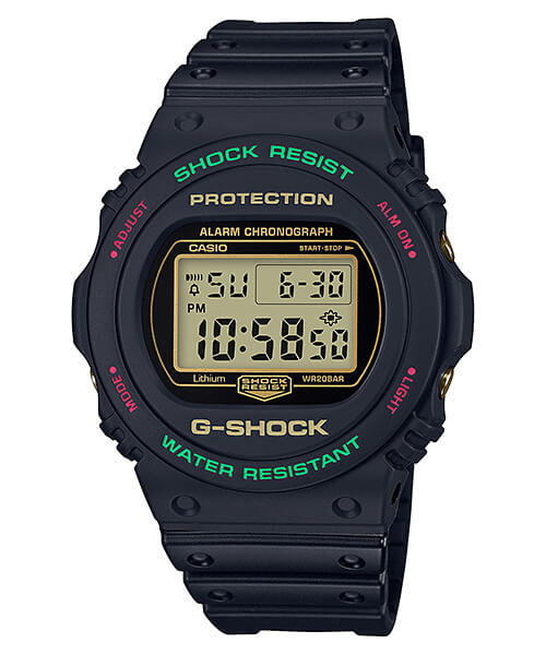 G-Shock DW-5700TH-1