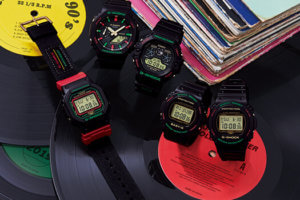 G-Shock Baby-G Throwback 1990s Winter Premium