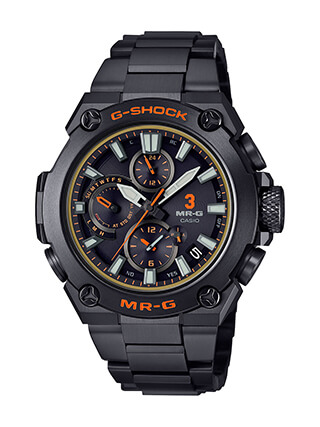 Yomiuri Giants G-Shock MR-G MRG-B1000 Shigeo Nagashima Signature Model