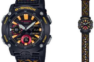 G-Shock GA-2000BT-1A Bhutan Kingdom