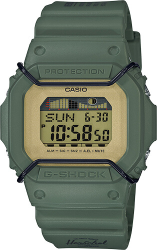 Herschel Supply Co. x G-Shock G-LIDE GLX-5600HSC-3 Collaboration