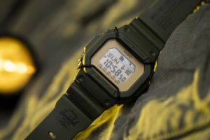 Herschel Supply x G-Shock G-LIDE GLX-5600HSC-3