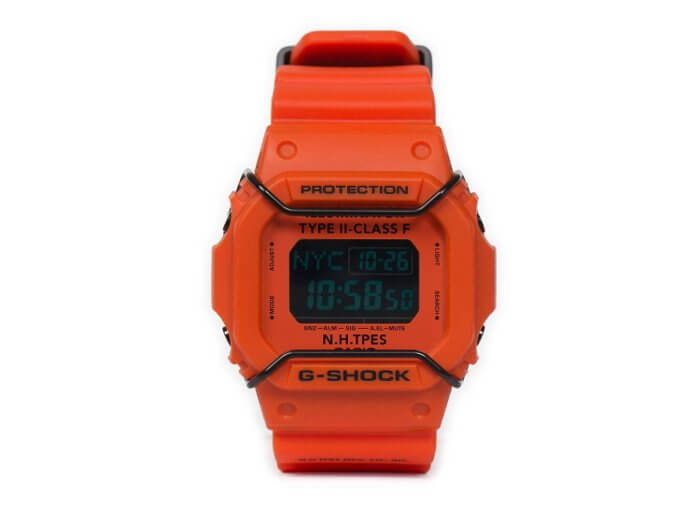 N. Hoolywood x G-Shock DW-D5600P-NH Collaboration Watch for 2019