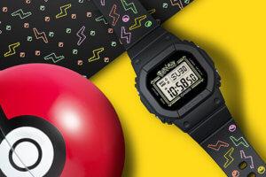 Pokémon Pikachu x Baby-G BGD-560PKC-1