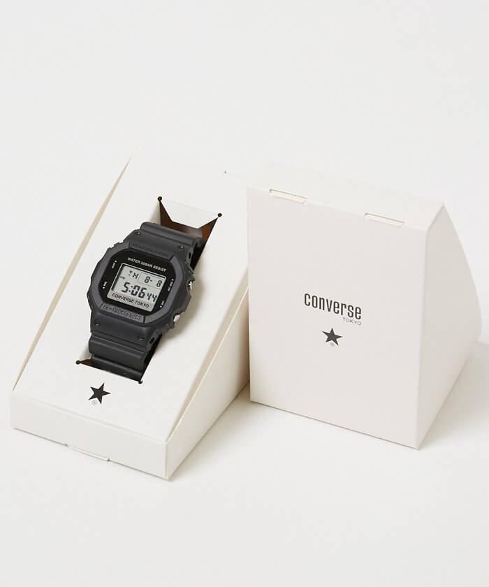 Converse Tokyo x G-Shock DW-5600 Box