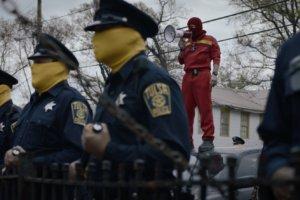 Watchmen Red Scare Casio G-Shock
